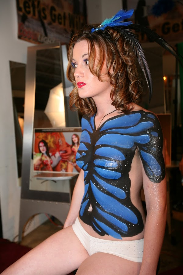 daily BEST:Body Painting Arts part 1:Best,bad girl,picasa