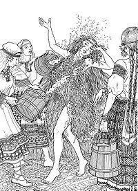 Goddess Dodola Image