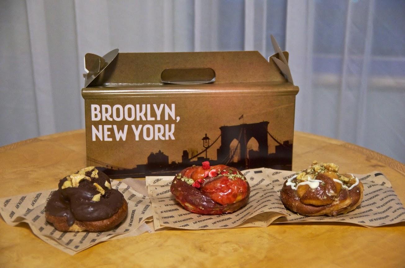 ニューヨークを想わせる香りと味わい