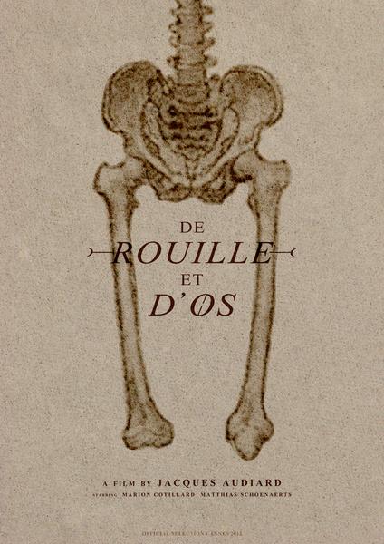 Plakat filmu: Rust and Bone