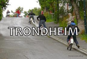 Trondheim - Norwegia