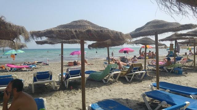 Playa de Los Astilleros - Varadero
