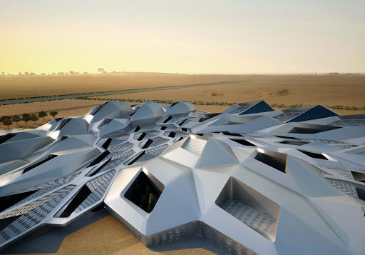 Video: King Abdullah Petroleum Studies and Research Center (KAPSARC) / Zaha Hadid Architects