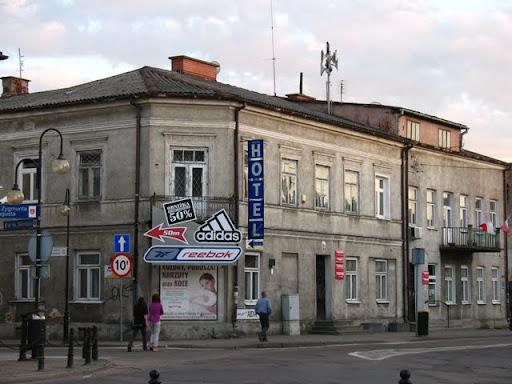 Ratusz w Augustowie