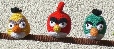 Speckerna Angry Birds