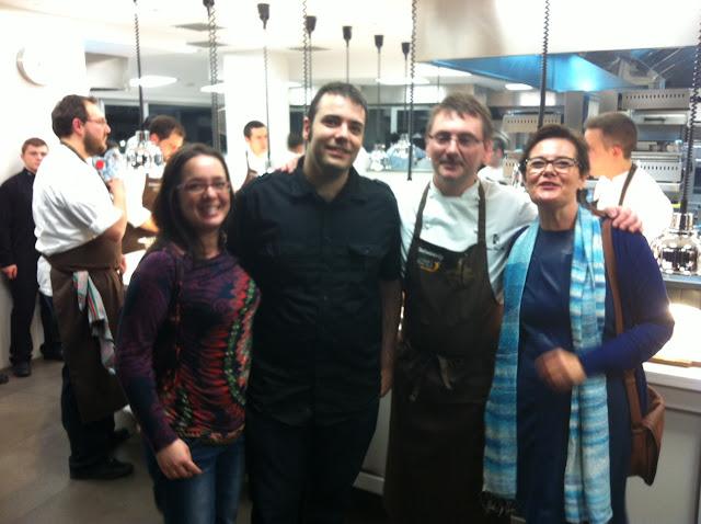La cocina de Mugaritz restaurante a domicilio Mejor en casa