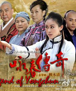 Vịnh Xuân Truyền Kỳ - The Legend Of Wing Chun poster