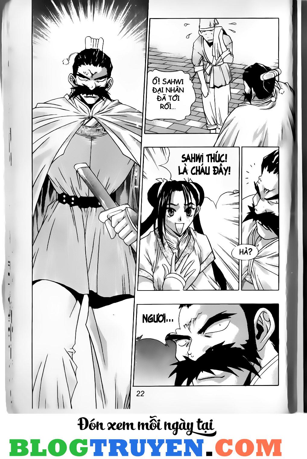 Thiên Lang Liệt Truyện Scan Chap 14 - Truyen.Chap.VN