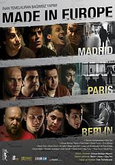 Made in Europe - Sinema filmi