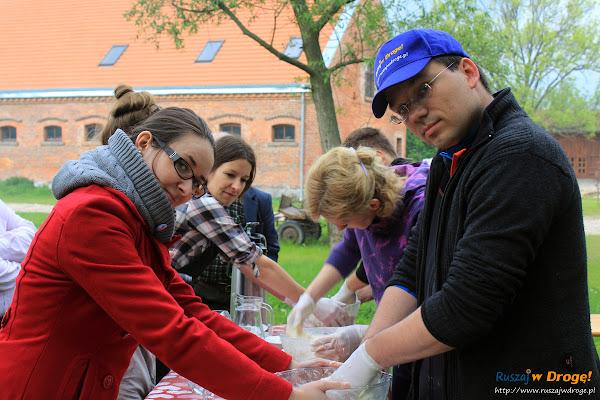 Olandia - nauka wypiekania chleba