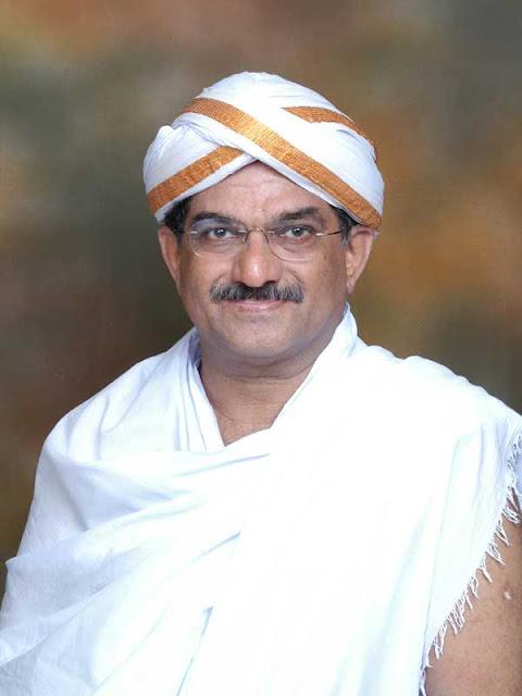 வீரேந்திர ஹெக்டே, தர்மஸ்தலா