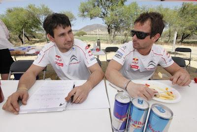 previo WRC méxico