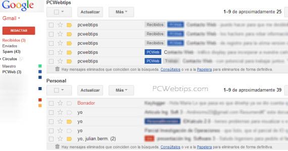 Mi Bandeja De Entrada Gmail