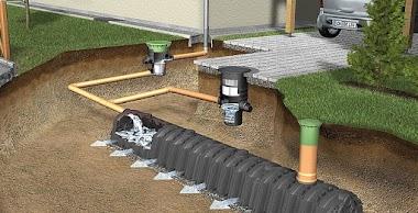 Разница между водоотведением и канализацией