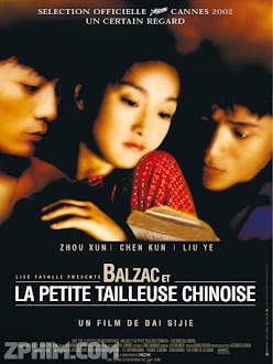 Balzac Và Cô Thợ May Trung Hoa - Balzac And The Little Chinese Seamstress (2002) Poster