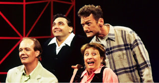 Whose line is it anyway Caroline quentin tony slattery