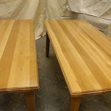 Custom 1/4 Sawn White Oak Harvest Tables