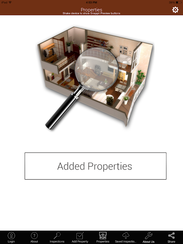 Property Inspection for iPad and Android Tablet 8
