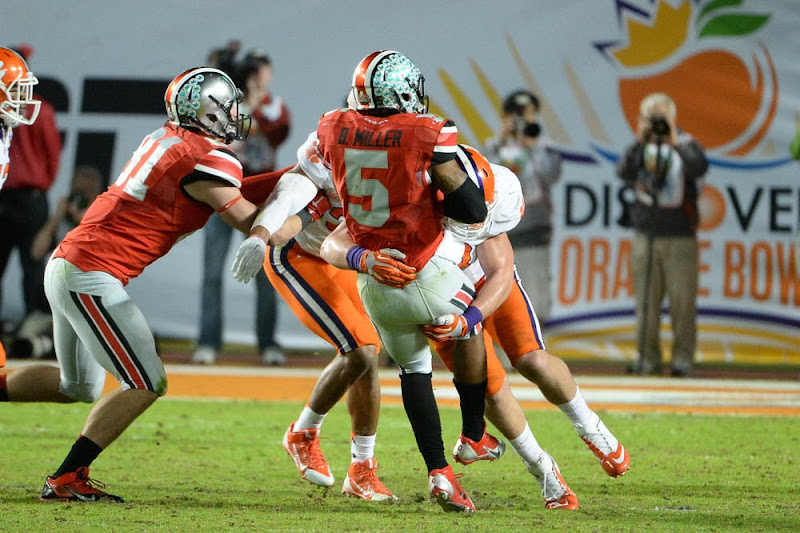 Orange Bowl vs OSU Photos - 2014, Bowl Game, Football, Ohio State, Spencer Shuey