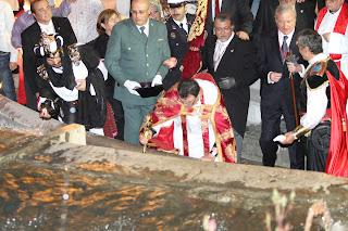 Baño de la Cruz