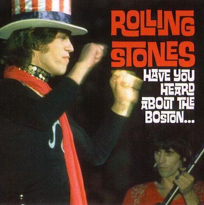 The Rolling Stones - Boston Garden (2nd show), Boston, 29