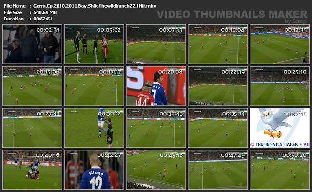Copa de Alemania, Semifinal, Bayern Munich 0-1 Schalke 04, partido completo Germ.Cp.2010.2011.Bay.Shlk.Thewildbunch22.1Hlf