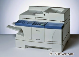 Get Canon iR1270F Printer driver software and setting up
