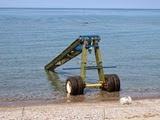 12) 2014 - Crane Deployed