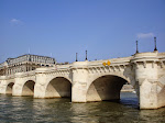 The Pont Neuf (although it's definitely not the 'New' Bridge)