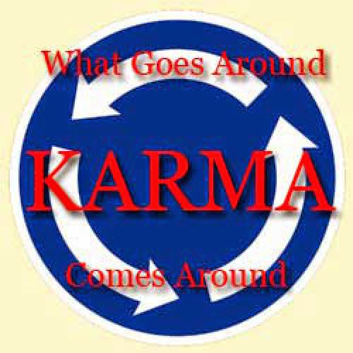 Karma And Awareness By Alexis Mohr
