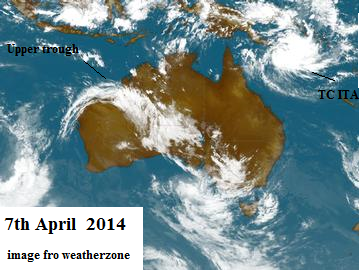 sat pic' 7th April 2014