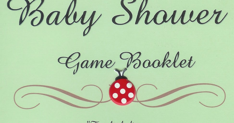 ester a creations blog baby shower games