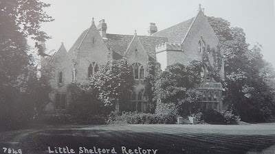 The former Rectory, Church Street, Little Shelford