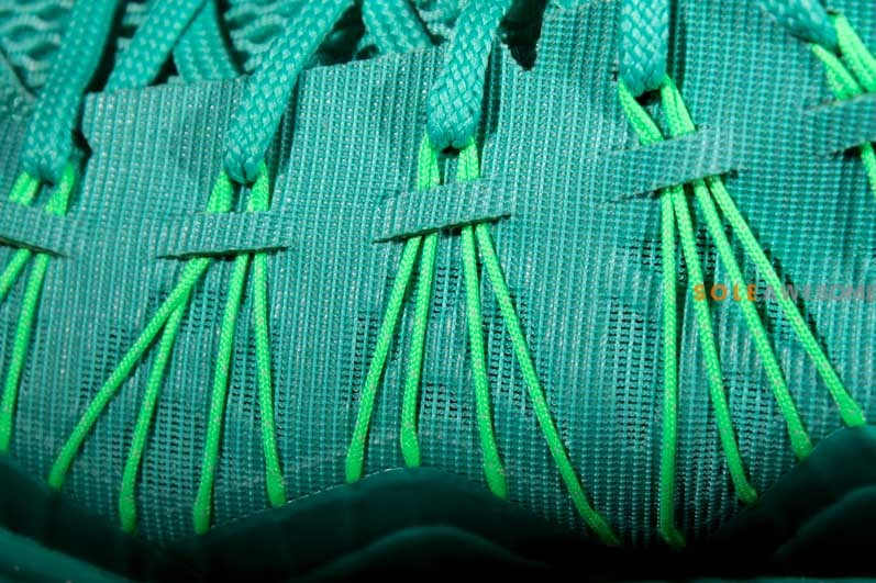 half off 9917e 53df1 A Detailed Look at Nike LeBron X Teal Green 579765300 ...