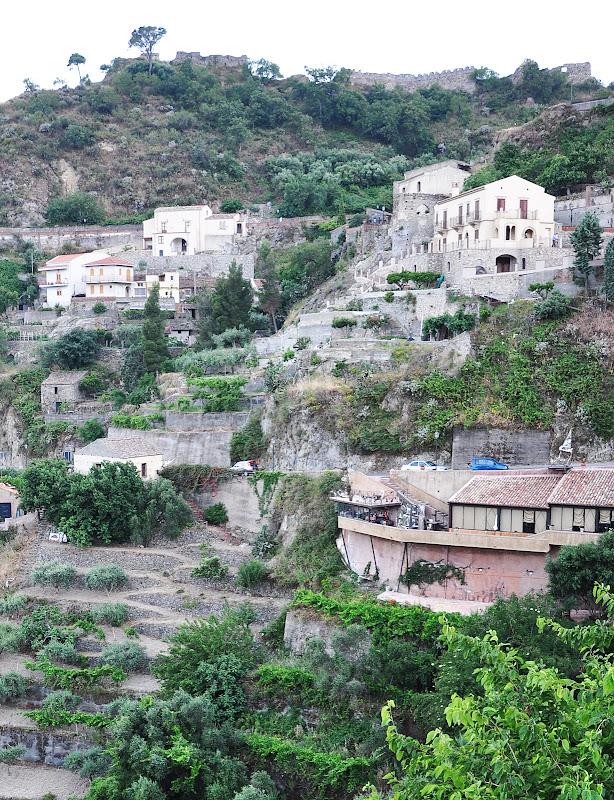 Сицилия, деревушка Савока, в которой снимали Крестного отца