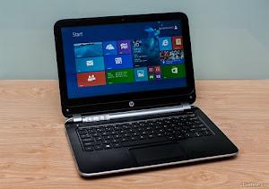 HP Pavilion TouchSmart 11: laptop 11.6