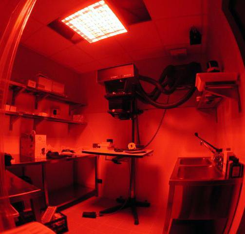 Termometro fotografico per camera oscura e il bianco e nero