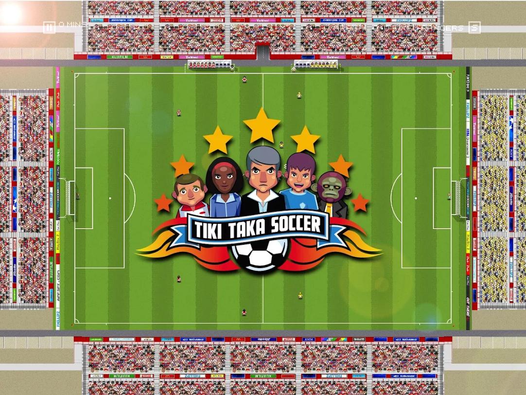Scarica Tiki Taka Soccer: il nuovo gioco del calcio per android e iOS