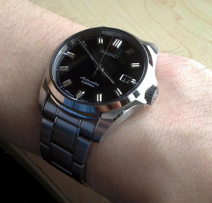 Seiko zegarki randki
