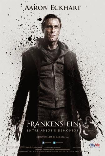 Filme Poster Frankenstein – Entre Anjos e Demônios TS XviD & RMVB Dublado