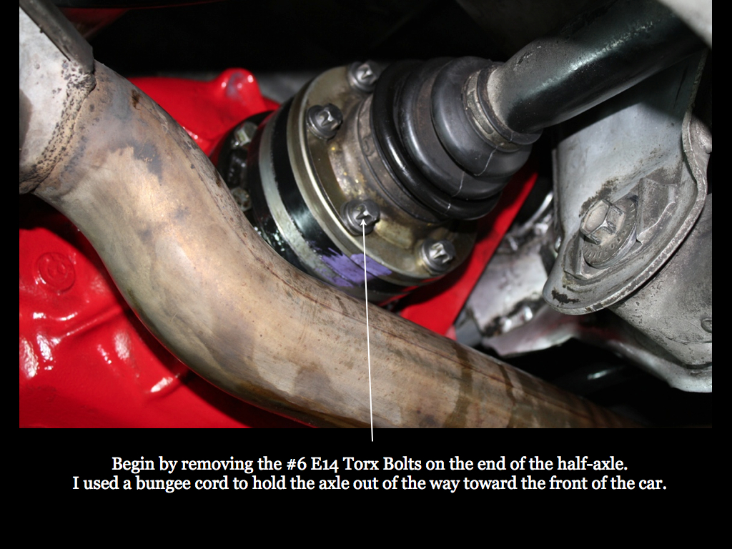 Diy Rear Differential Side Axle Seal Replacement With Pics