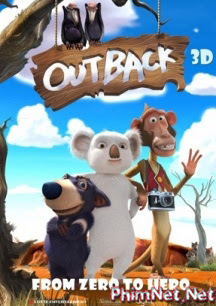 Lạc Trong Rừng Sâu Full Hd - Koala Kid: Birth Of A Hero - The Outback - 2012