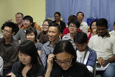 2012 Humorous Speech & Evaluation Contest - The Audience