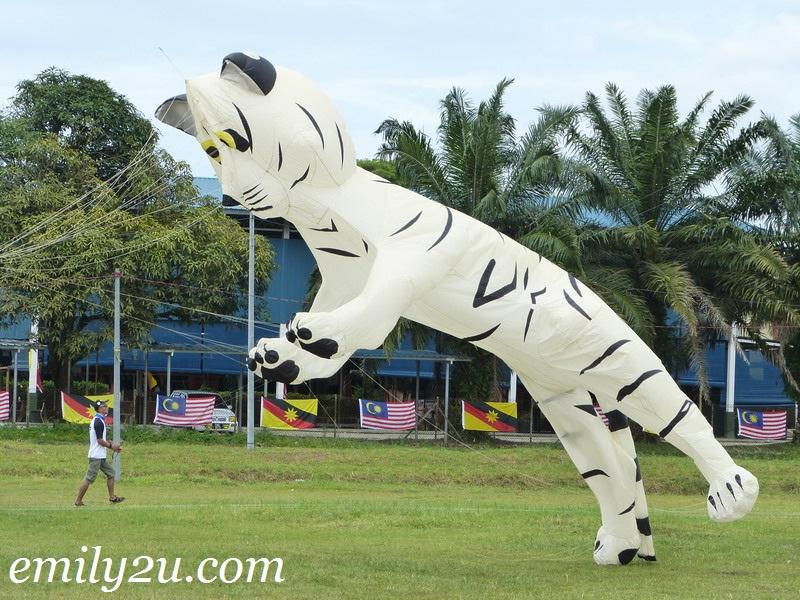 Borneo International Kite Festival Bintulu