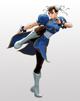 The real Chun-Li... | Cosplay of the day