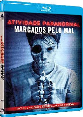 Filme Poster Atividade Paranormal: Marcados pelo Mal *VERSÃO ESTENDIDA* BDRip XviD Dual Audio & RMVB Dublado e Legendado