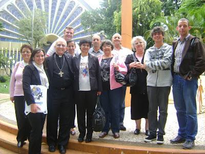 Conselho Missionário Regional (COMIRE) do Paraná realiza sua primeira reunião do ano.