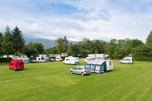 Derwentwater Camping and Caravanning Club Site at Derwentwater Camping and Caravanning Club Site