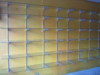 Vidrios PT Jimenez Urnas Estantes Botiquin Aluminio Vidrio