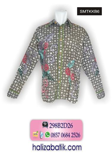 grosir batik pekalongan, Busana Batik Modern, Grosir Batik, Baju Batik Terbaru